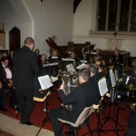2012 concert in St Sebastians church