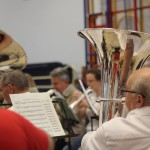 View from the Basses
